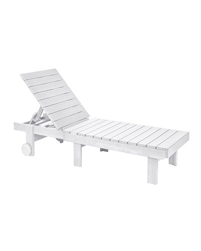 L78 Chaise Lounge with Wheels